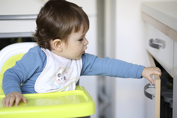 Five Childproofing Myths