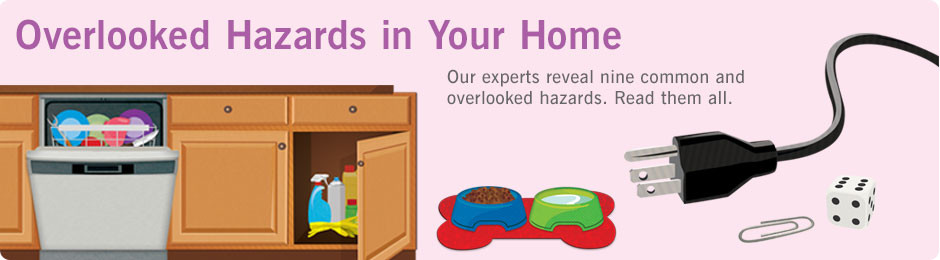 9 Overlooked Child Safety Hazards In Your Home