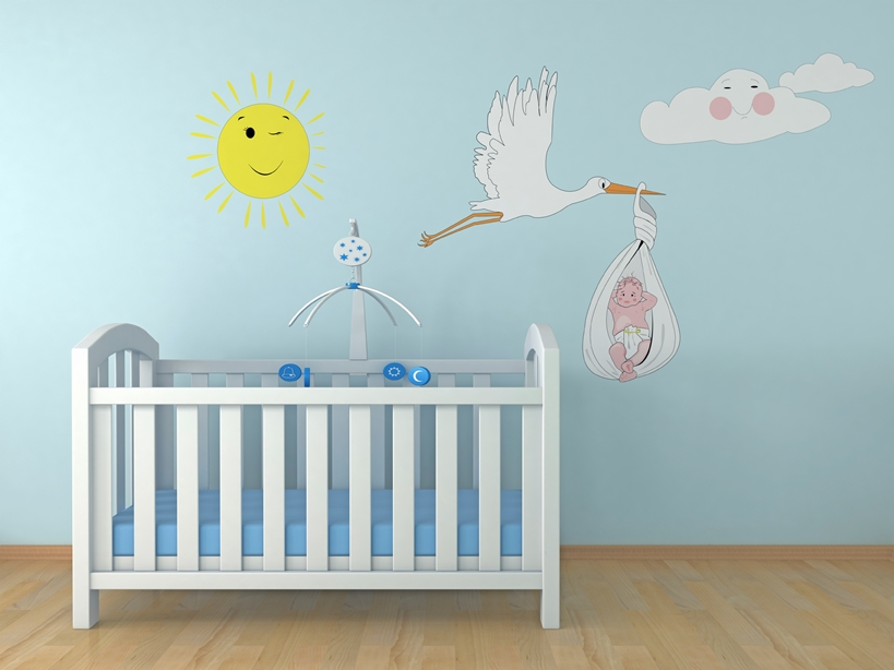 Checklist For Babyproofing Your Nursery