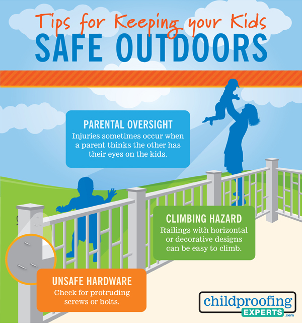 Keeping Your Child Safe >> Tips For Keeping Your Kids Safe Outdoors