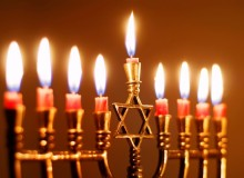 Menorah for Hanukkah Safety Tips