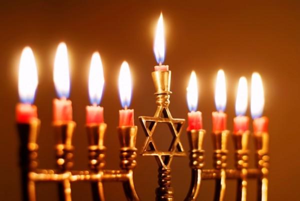Menorah for Hanukkah Safety Tips
